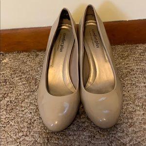 Women's Nude High Heels